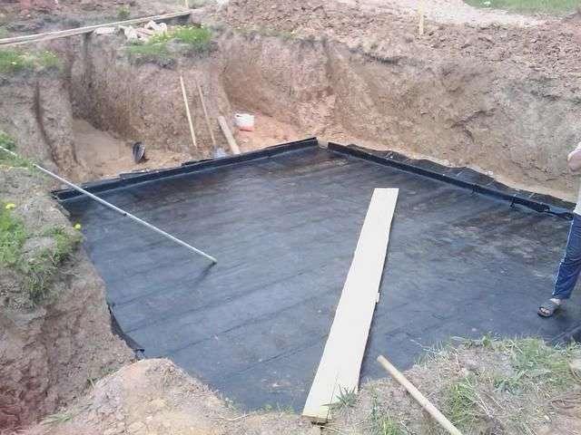 Заливка погреба бетоном своими руками 81