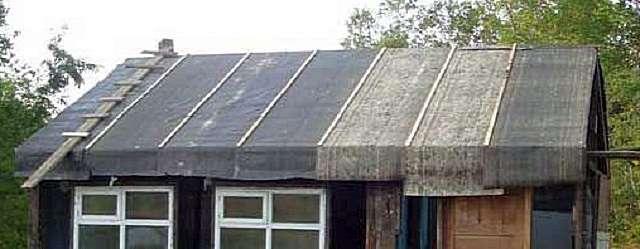 Кроем крышу рубероидом своими руками 61